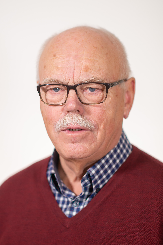 Bild på Anders Ovander