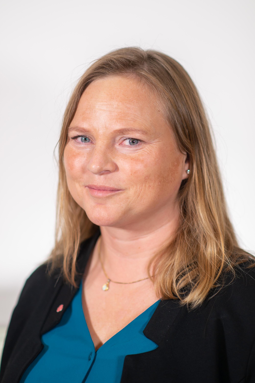 Bild på Anna Strömqvist Vollan
