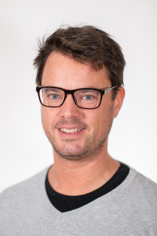 Bild på Johan Ekström